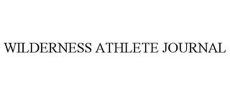 WILDERNESS ATHLETE JOURNAL