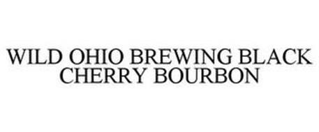 WILD OHIO BREWING BLACK CHERRY BOURBON