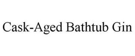 CASK-AGED BATHTUB GIN