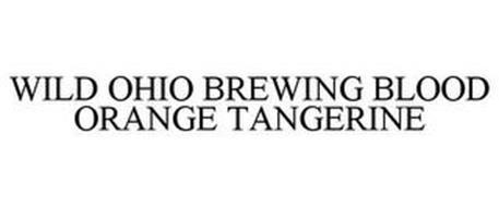 WILD OHIO BREWING BLOOD ORANGE TANGERINE