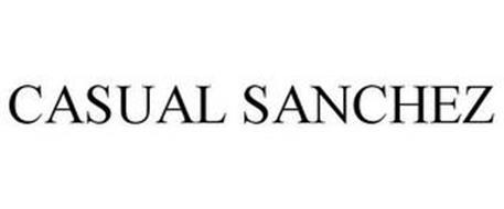 CASUAL SANCHEZ