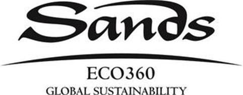 SANDS ECO360 GLOBAL SUSTAINABILITY
