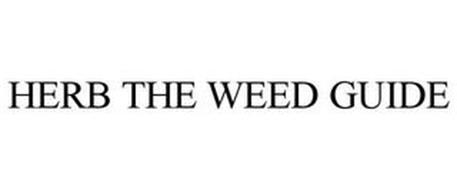 HERB THE WEED GUIDE