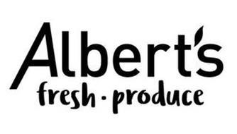 ALBERT'S FRESH · PRODUCE