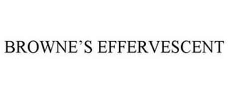BROWNE'S EFFERVESCENT