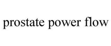 PROSTATE POWER FLOW