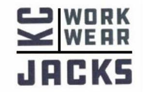 KC JACKS WORK WEAR