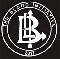 BLI THE BLOOD INITIATIVE 2017