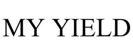 MY YIELD