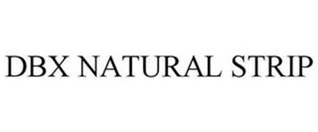 DBX NATURAL STRIP