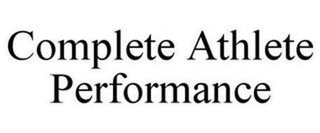 COMPLETE ATHLETE PERFORMANCE