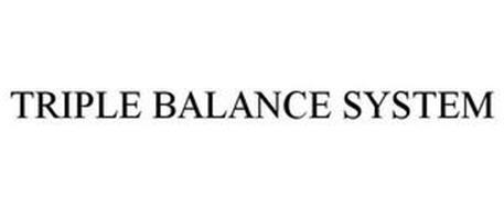 TRIPLE-BALANCE SYSTEM