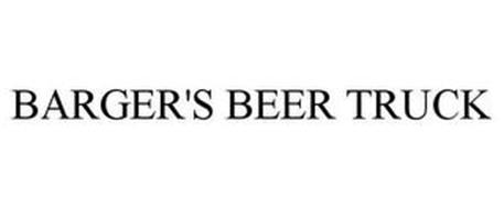 BARGER'S BEER TRUCK