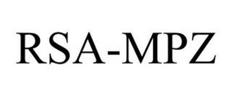 RSA-MPZ