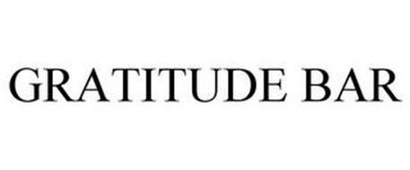 GRATITUDE BAR
