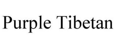 PURPLE TIBETAN