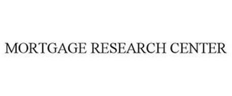 MORTGAGE RESEARCH CENTER