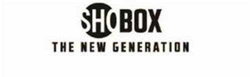 SHOBOX THE NEW GENERATION