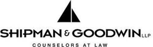SHIPMAN & GOODWIN LLP COUNSELORS AT LAW
