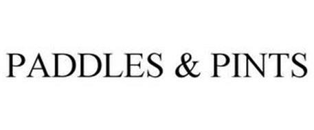 PADDLES & PINTS