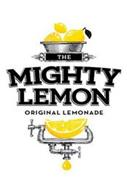 THE MIGHTY LEMON ORIGINAL LEMONADE