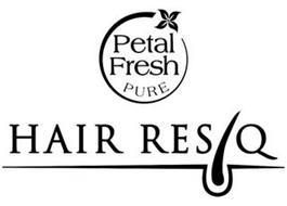 PETAL FRESH PURE HAIR RES Q