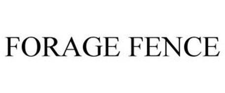 FORAGE FENCE