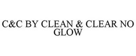 C&C BY CLEAN & CLEAR NO GLOW