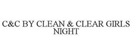 C&C BY CLEAN & CLEAR GIRLS NIGHT