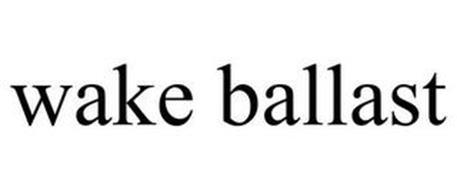 WAKE BALLAST
