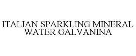 GALVANINA ITALIAN SPARKLING MINERAL WATER