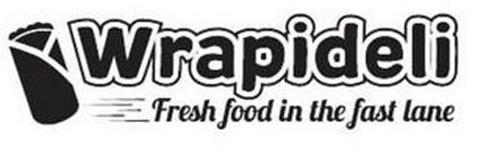 WRAPIDELI FRESH FOOD IN THE FAST LANE