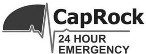 CAPROCK 24 HOUR EMERGENCY