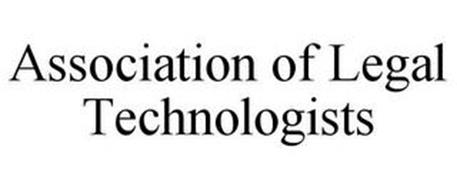 ASSOCIATION OF LEGAL TECHNOLOGISTS