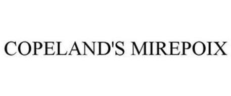 COPELAND'S MIREPOIX
