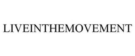 LIVE IN THE MOVEMENT