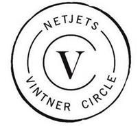 V C NETJETS VINTNER CIRCLE