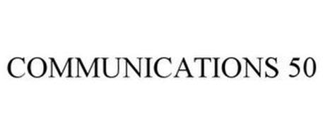 COMMUNICATIONS 50