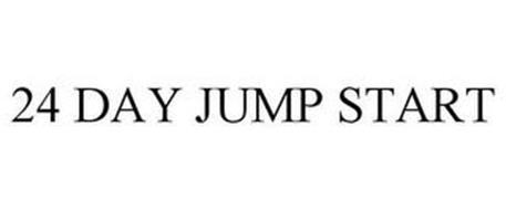 24 DAY JUMP START