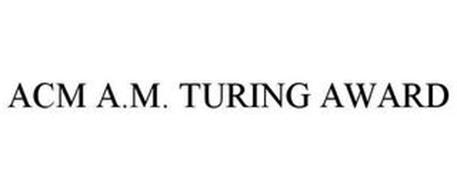 ACM A.M. TURING AWARD