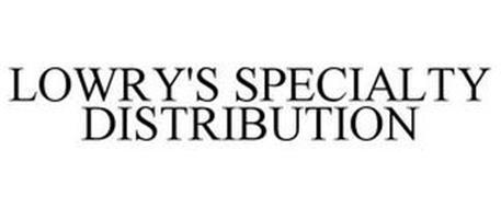 LOWRY'S SPECIALTY DISTRIBUTION