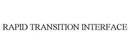 RAPID TRANSITION INTERFACE