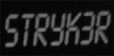 STRYK3R