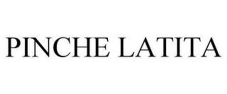 PINCHE LATITA