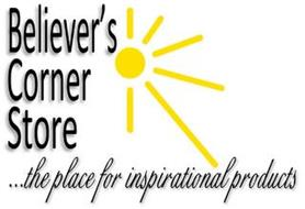 BELIEVER'S CORNER STORE ...THE PLACE FOR INSPIRATIONAL PRODUCTS