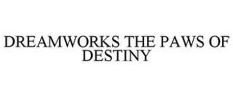 DREAMWORKS THE PAWS OF DESTINY
