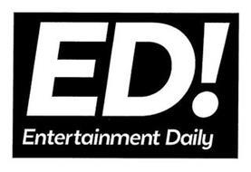 ED! ENTERTAINMENT DAILY