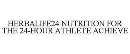 HERBALIFE24 NUTRITION FOR THE 24-HOUR ATHLETE ACHIEVE