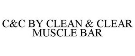 C&C BY CLEAN & CLEAR MUSCLE BAR