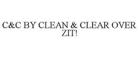 C&C BY CLEAN & CLEAR OVER ZIT!